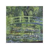 睡蓮の池(ブルー) 1899年 ジクレープリント : クロード・モネ