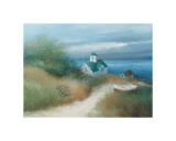 Seacliff Giclee Print by Albert Swayhoover