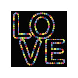 Love-In Giclee Print by Mali Nave