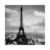 The Eiffel Tower, Paris, France, c.1897 Lámina giclée por Tavin