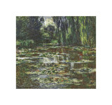 The Bridge Over the Water Lily Pond, c.1905 Giclée-tryk af Claude Monet
