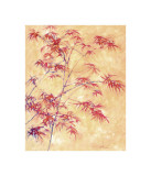 Talking to a Maple Tree Giclee Print by  Telander