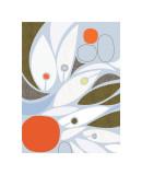 Vacuoles No. 2 Giclee Print by Jenn Ski