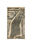 City of New York, c.1897 Giclee Print