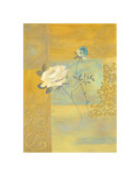 Splendor in Gold Giclee Print by Muriel Verger