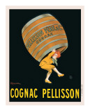 Cognac Pellisson Giclee Print