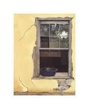 Reflections Giclée-tryk af Kathleen Green