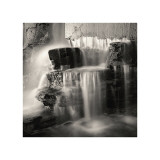Waterfall, Study no. 1 Giclee Print by Andrew Ren