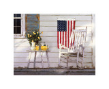 Fourth of July Giclee Print by Zhen-Huan Lu