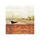 Sunset Sailing Giclee Print by William Trauger