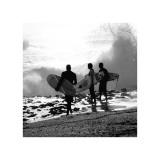 Harold Silverman - Surfers - Giclee Baskı