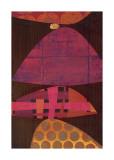 Mambo Lámina giclée por Rex Ray