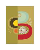 Division No. 1 Giclee Print by Jenn Ski