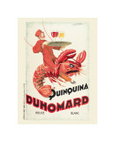 Duhomard Giclee Print