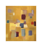 Song in Gold Giclee Print by Nancy Ortenstone