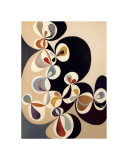 Swirl Giclee Print by Rex Ray