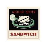 Sandwich Giclee Print