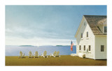 Summer Retreat Giclee Print by Zhen-Huan Lu