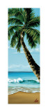 Shady Beach Giclee Print by Pete Tillack