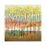 Distant Color Giclee Print by Libby Smart