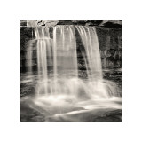 Waterfall, Study no. 2 Giclee Print by Andrew Ren