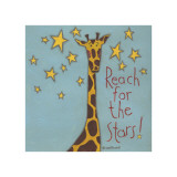 Reach For The Stars Giclee Print by Anne Tavoletti