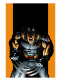 Ultimate X-Men 52 Cover: Wolverine Print by Andy Kubert