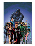 Squadron Supreme No.1 Cover: Hyperion Posters by Gary Frank