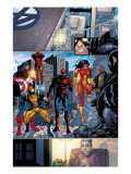 Marvel Knights Spider-Man 18 Group: Spider-Man Prints by Tan Billy