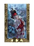 Elektra No.34 Cover: Elektra Posters by Fleming Tom