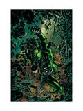 She-Hulk No.27 Cover: She-Hulk Poster von Mike Deodato Jr.
