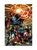 New Avengers No.53 Cover: Dr. Strange Prints by Billy Tan