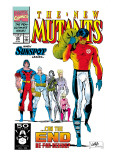 New Mutants 99 Cover: Cable, Sunspot, Warpath, Cannonball, Domino, Boom Boom and New Mutants Posters par Liefeld Rob