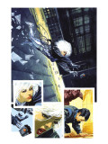 Sable &amp; Fortune 3 Cover: Silver Sable, Fortune and Dominic Prints by Burns John