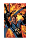 Fantastic Four 529 Cover: Mr. Fantastic Prints by Mike McKone