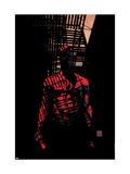 Daredevil No.60 Cover: Daredevil Kunstdrucke von Alex Maleev