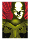 Astonishing X-Men N10 Cover: Professor X Poster by John Cassaday