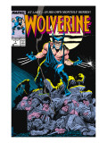 Wolverine 1 Cover: Wolverine Posters by John Buscema