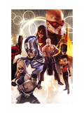 The Mighty Avengers No.30 Cover: Hercules Prints