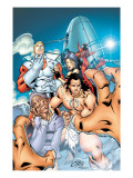 Alpha Flight 3 Cover: Alpha Flight Posters par Henry Clayton