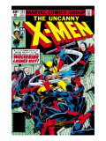 Uncanny X-Men No.133 Cover: Wolverine and Hellfire Club Prints by John Byrne