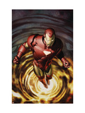 Iron Man 80 Cover: Iron Man Prints