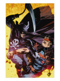 Dark Reign: Lethal Legion 2 Cover: Wonder Man and Grim Reaper Prints by Edwards Tommy Lee