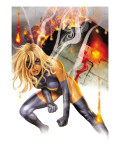 Ms. Marvel No.27 Cover: Ms. Marvel Posters