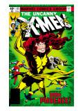 Uncanny X-Men No.135 Cover: Grey, Jean, Colossus, Wolverine, Storm, Cyclops, Dark Phoenix and X-Men Affiches par Byrne John