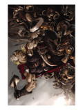 Thor: Ages Of Thunder - Reign Of Blood Cover: Thor Poster