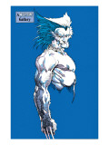 Wolverine Classic V1: Wolverine Láminas por Barry Windsor-Smith