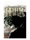 Incredible Hulk No.65 Cover: Hulk Plakater af Mike Deodato