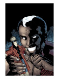 Gambit No.9 Cover: Brother Voodoo Prints by Georges Jeanty
