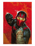 New Warriors 10 Cover: Night Thrasher Posters